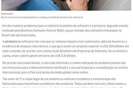 Pirataria de softwares causa prejuízo de R$ 300 bilhões em todo o mundo – Portal IG